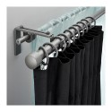 vista levolor curtain rods , 8 Superb Double Curtain Rod Ikea In Others Category