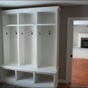 walk in closet design ideas , 8 Fabulous Mud Room Lockers In Furniture Category