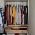 wardrobe design , 7 Top Ikea Closet Organizer In Furniture Category