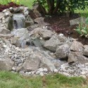 waterfall aquascape , 5 Charming Pondless Water Feature In Others Category