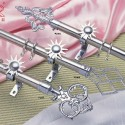window coverings , 6 Stunning Iron Curtain Rods In Others Category
