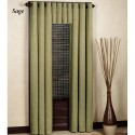 window treatment ideas , 7 Stunning Grommet Curtains In Interior Design Category