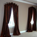 window treatments , 8 Hottest Curtains For Arched Windows In Others Category