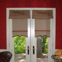 window treatments for french doors , 8 Hottest Window Coverings For French Doors In Interior Design Category