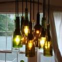 wine bottle chandelier , 8 Awesome Wine Bottle Chandelier In Lightning Category