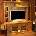 wood furniture , 8 Awesome Reclaimed Wood Entertainment Center In Furniture Category