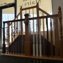 wrought iron , 8 Cool Balusters In Interior Design Category
