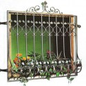 wrought iron design , 7 Cool Wrought Iron Window Guards In Others Category
