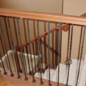 wrought iron railing , 6 Fabulous Wrought Iron Spindles In Others Category