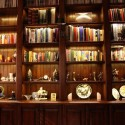Accent Lighting , 10 Stunning Lighting For Bookshelves In Lightning Category