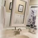Bathroom Decor Ideas , 4 Nice Bathroom Mirror Decorating Ideas In Bathroom Category