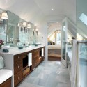Bathroom Layout With Mirror Walls Ideas , 10 Gorgeous Bathroom Mirror Ideas On Wall In Bathroom Category