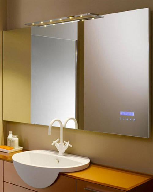 500x628px 10 Gorgeous Bathroom Mirror Ideas On Wall Picture in Bathroom