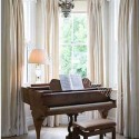 Bay Window Dressing , 11 Awesome Window Dressings Ideas In Interior Design Category
