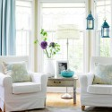 Bay window dressing , 11 Unique Bay Window Dressing In Interior Design Category