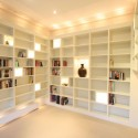 Bookcase Lighting Tips , 10 Stunning Lighting For Bookshelves In Lightning Category