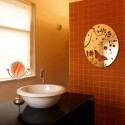 Bright Ideas for Room Decorating , 10 Gorgeous Bathroom Mirror Ideas On Wall In Bathroom Category