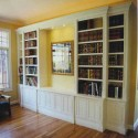 Built In Bookcase Plans images , 10 Cool Bookcase Designs In Furniture Category