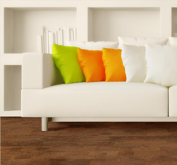 Interior Design , 8 Unique Carpeting Trends : Cork Flooring Trends