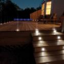 Deck Lighting , 8 Sunning Balcony Lighting Ideas In Lightning Category