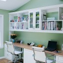 Double Desks , 8 Good Double Desks For Home Office In Office Category