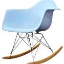 Eames Eiffel Replica Armchair Rocker Blue , 9 Nice Eiffel Armchair In Furniture Category