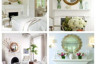 1024x1024px 9 Nice Mirror Wall Decorating Ideas Picture in Furniture