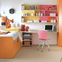 Great Modern Teenage Bedroom Design Idea , 10 Good Bedroom Wall Shelving Ideas In Bedroom Category