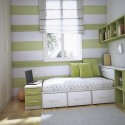 Green Girls Bedroom Storage Ideas , 12 Good Shelving Ideas For Bedrooms In Bedroom Category