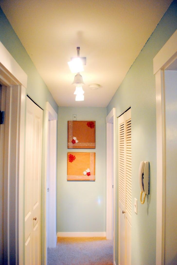 Lightning , 7 Good Lighting For Hallways : Hallway Lighting