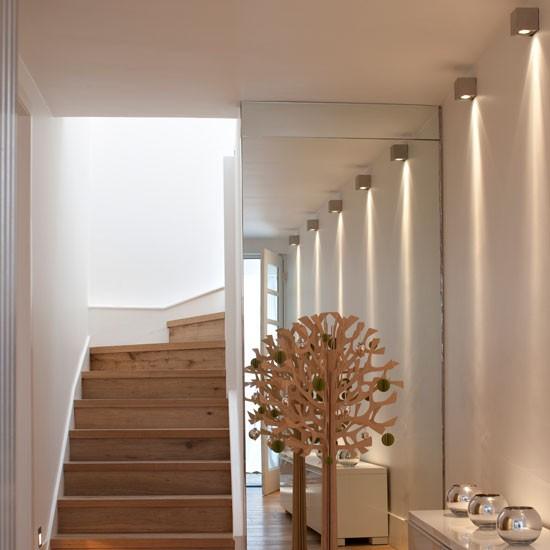 Lightning , 10 Beautiful Hallway Lighting Ideas : Hallway lighting