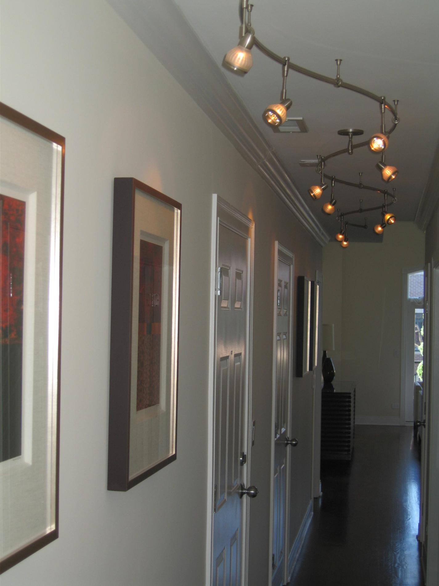 Home lighting remodel 9 fabulous lighting hallway for Ceiling lights for small hallway