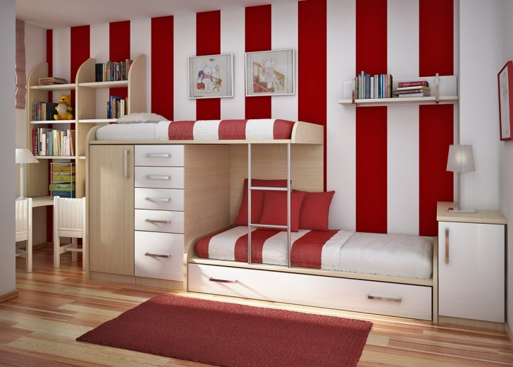 Bedroom , 10 Charming Kid Bedroom Decorating Ideas : Kids Room Décorating Ideas