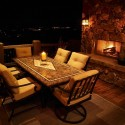 Lighting Ideas and Pictures , 8 Sunning Balcony Lighting Ideas In Lightning Category