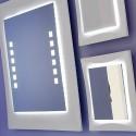 Mirror Design , 4 Nice Bathroom Mirror Decorating Ideas In Bathroom Category