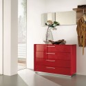 Modern Ruby Red Hallway Furniture , 11 Awesome Modern Hallway Furniture In Furniture Category