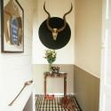 Furniture , 9 Superb Narrow hallway furniture : Narrow Tiled Hallway