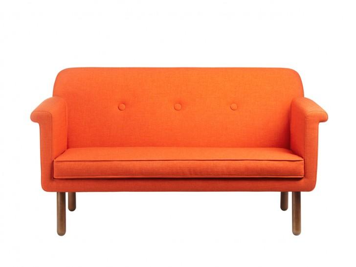 Furniture , 8 Fabulous Orla Kiely Sofa : Orla Kiely Two Seater Sofa