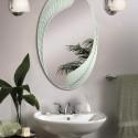 Oval bathroom mirrors , 8 Awesome Unusual Bathroom Mirrors In Bathroom Category