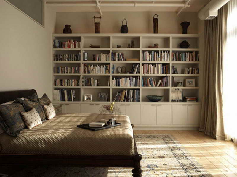 Beautiful Bedroom Wall Shelves Gallery - Home Design Ideas ...