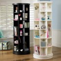 Revolving Bookcase Design from Pbteen , 10 Cool Bookcase Designs In Furniture Category