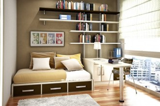 888x682px 12 Good Shelving Ideas For Bedrooms Picture in Bedroom