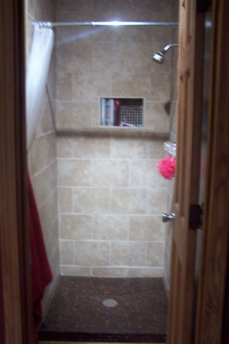 453x680px 10 Popular Small Bathroom Redos Picture in Bathroom