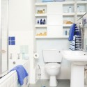 Small bathroom makeover , 10 Amazing Bathroom Makeovers For Small Bathrooms In Bathroom Category