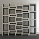 Furniture , 10 Cool Bookcase Designs : Unique Modular Bookcase Design