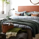Via Irene Turner Interior Design , 8 Gorgeous Bedroom Textiles In Bedroom Category