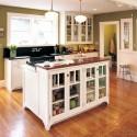 Vintage Kitchen Cabinets , 9 Fabulous Vintage Style Kitchen Cabinets In Kitchen Category