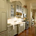 Vintage Style Kitchen , 9 Fabulous Vintage Style Kitchen Cabinets In Kitchen Category