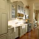 Vintage Style Kitchen , 9 Fabulous Vintage Style Kitchen Cabinets In Kitchen Category