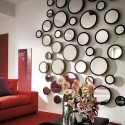 Wonderful Home Interior Design , 9 Nice Mirror Wall Decorating Ideas In Furniture Category